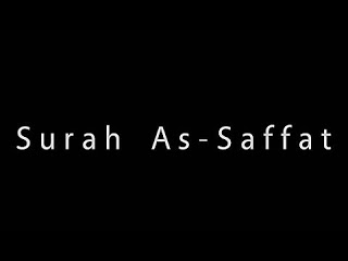 surat as saffat